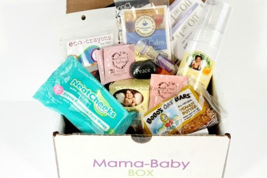 Mama-Baby Box September 2015 Review
