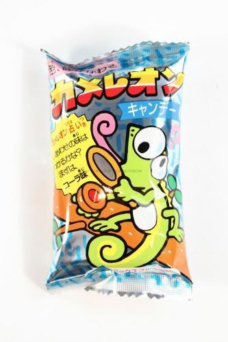 Chameleon Candy: