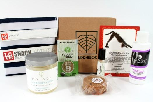 Buddhibox September 2015 Review
