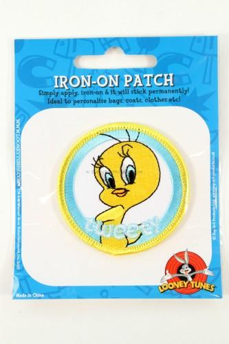 Pop-Art-Products - Looney Tunes Iron-On Patch Tweety