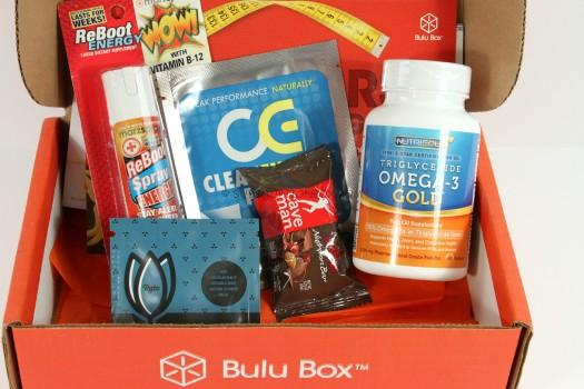 Bulu Box September 2015 Review