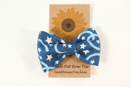 Handmade SunFlower Freckles Bow Tie