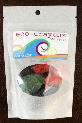 Eco- Crayons Sea Rocks