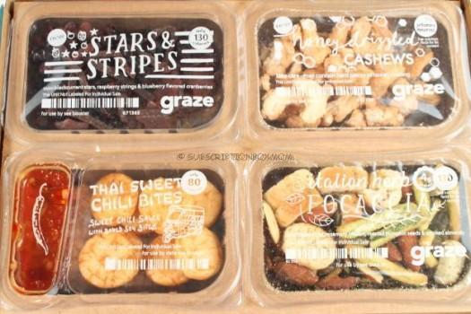 free snack subscription box