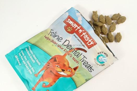 Smart n Tasty Feline Dental Treats (Ocean Fish)