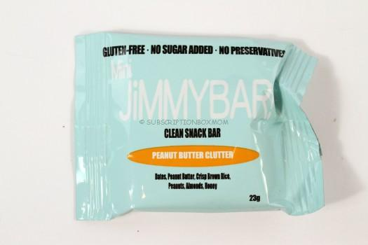 JIMMYBAR Mini Peanut Butter Cluster