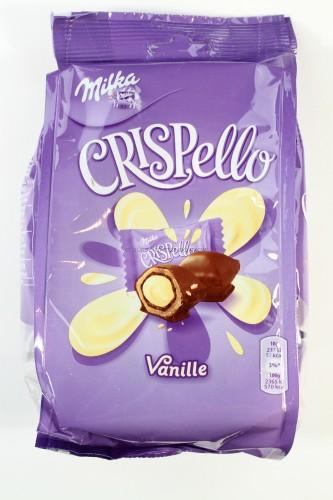 Milka Crispello Vanille