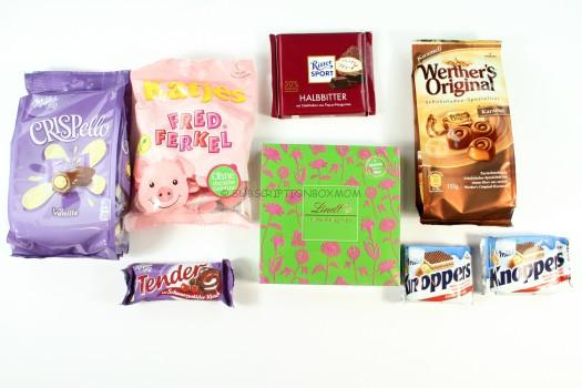 Candy German September 2015 Review