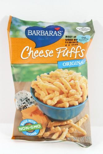 Barbara's Cheese Puffs Original: