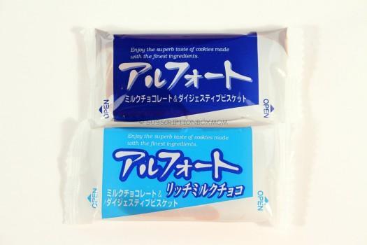 Alfort Milk Chocolates