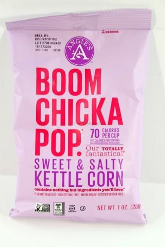 Boom Chicka Pop Sweet & Salty Kettle Corn: