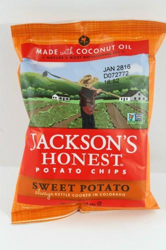 Jackson's Honest Sweet Potato Chips