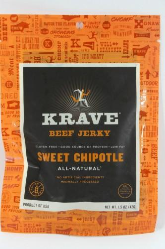 Krave Sweet Jerky Sweet Chipotle