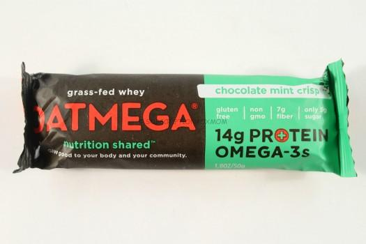 Oatmega Chocolate Mint Crisp