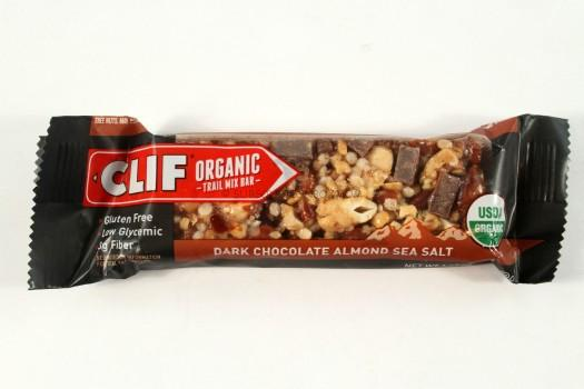 Clif Organic Dark Chocolate Almond Sea Salt