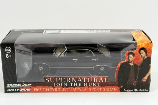 1967 Chevy Impala Model Car