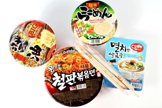 Exotic Noods September 2015 Review