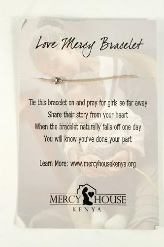 Love Mercy Bracelet