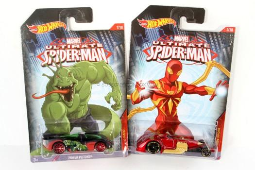 Hot Wheels Marvel Ultimate Spider-Man