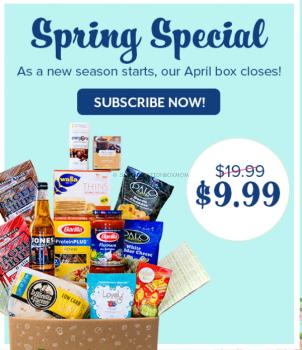 Cheap Degustabox Subscription