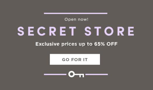 October 2015 Julep Secret Store Open to All Mavens