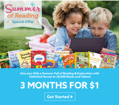 Get 3 Months of Epic! for $1