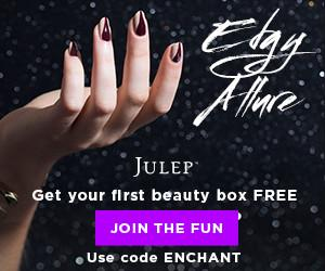 FREE Julep Vampy Welcome Box