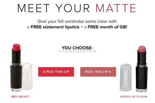 FREE Gwynnie Bee 30 Day Trial and Lipstick