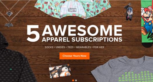 Cheap Clothing Subscription Box