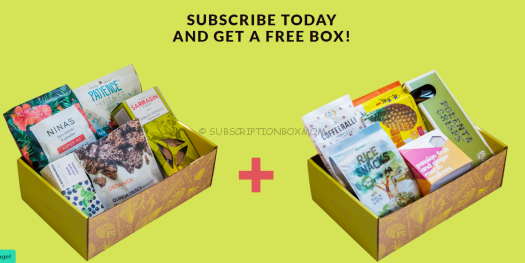 Free Try the World Box