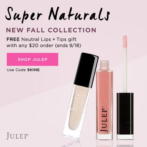 Free Julep Neutral Lips + Tips set w/ Purchase