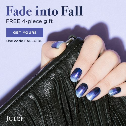 Julep Free Ombre Welcome Box