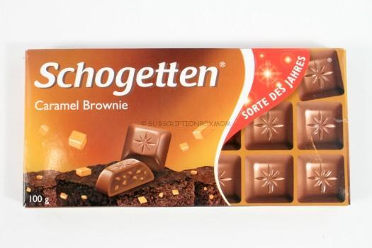 Schogetten Caramel Brownie