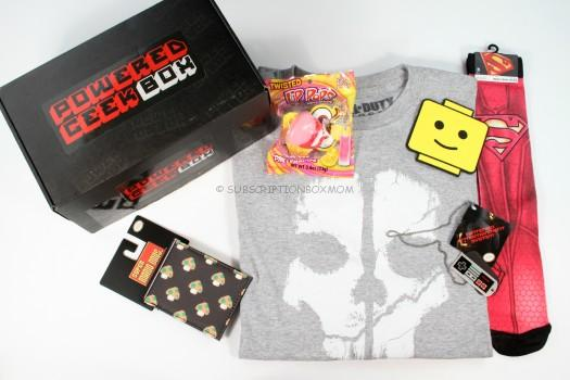 Powered Geek Box September 2015 Review