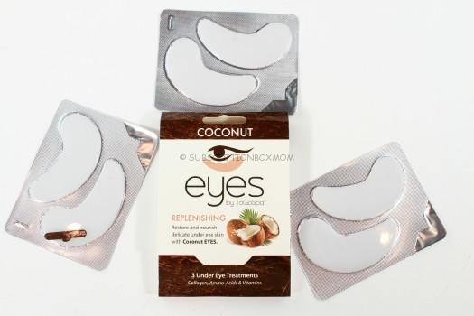 ToGoSpa Eyes Coconut
