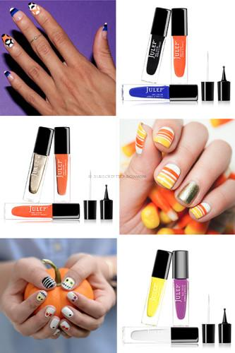 New from Julep: DIY Halloween Polish Sets + Plié Wand