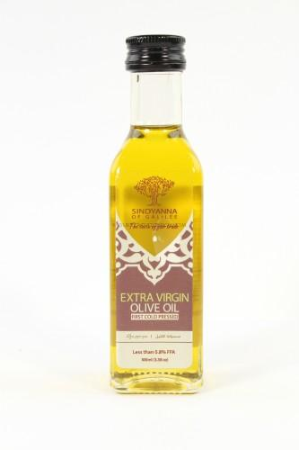 Sindyanna of Galilee Extra-Virgin Olive Oil