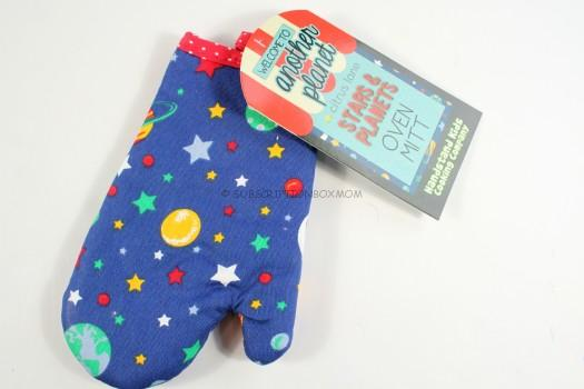 Handstand Kids Cooking Co Child's 'Stars and Planets' Oven Mitt