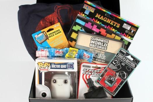 Powered Geek Box November 2015 Review