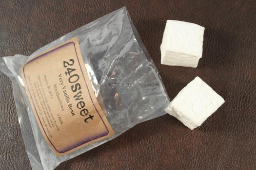 "240Sweet ""Very Vanilla Bean"" Gourmet Marshmallows"