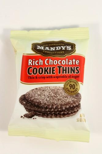Mandy's Chocolate Cookie Thins