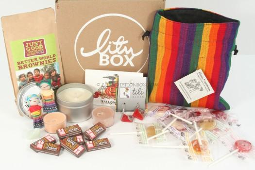 Litu Box October/November 2015 Review
