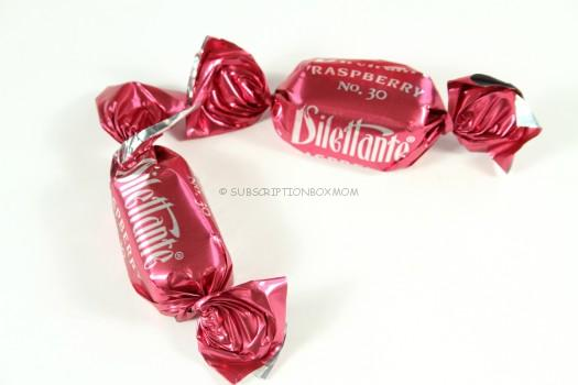 Dilettante Chocolates Raspberry Truffles