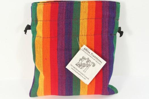 Maya Traditions Handwoven Drawstring Pouch