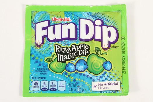 Fun Dip Razz Apple Magic Dip