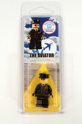 The Aviator Custom 100% LEGO Minifigure