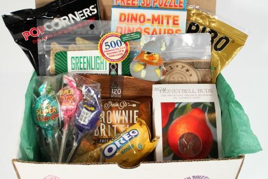 EatsieBox November 2015 Review