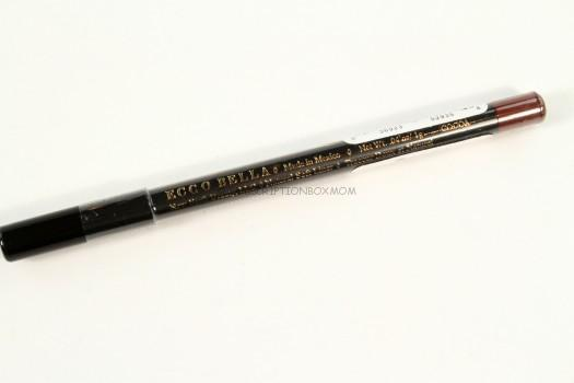 EccoBella Cocoa Soft Eyeliner Pencil