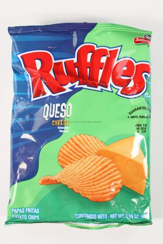 Ruffles Quesco by Sabritas