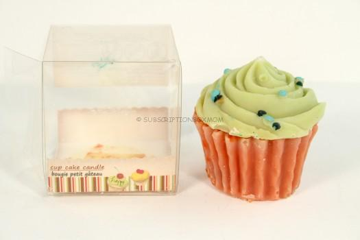 Cupcake Candle by Greenbrier